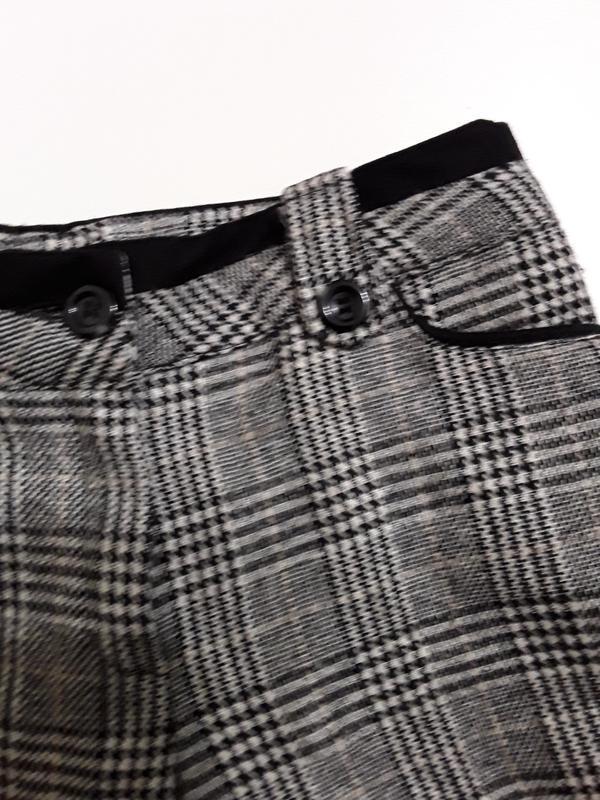 Фирменные теплые шорты 10-12 лет - Фото 4