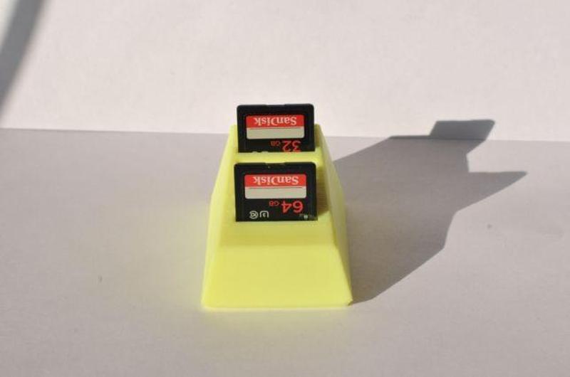 Холдер для SD карт памяти, держатель карт, подставка - Фото 3
