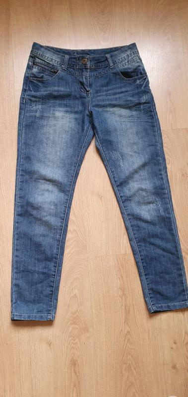Новые джинсы Бойфренды