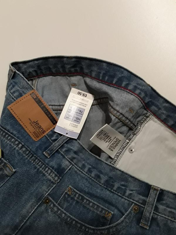 Фирменные джинсы 40 р. - Фото 5