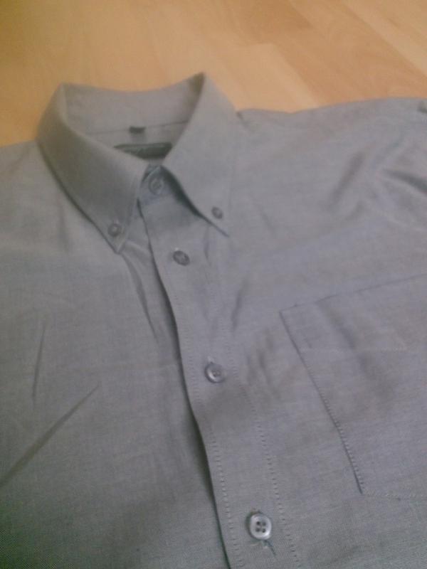 Фирменная рубашка xxl - Фото 3