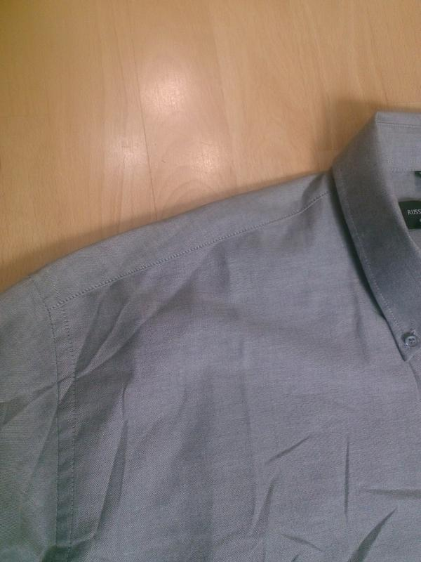 Фирменная рубашка xxl - Фото 4