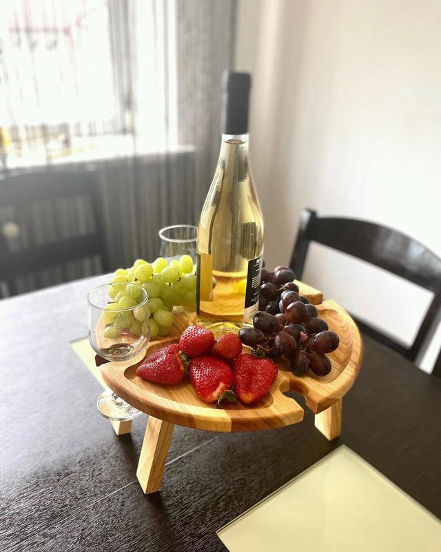 Столик винний(стол для вина) - Фото 4