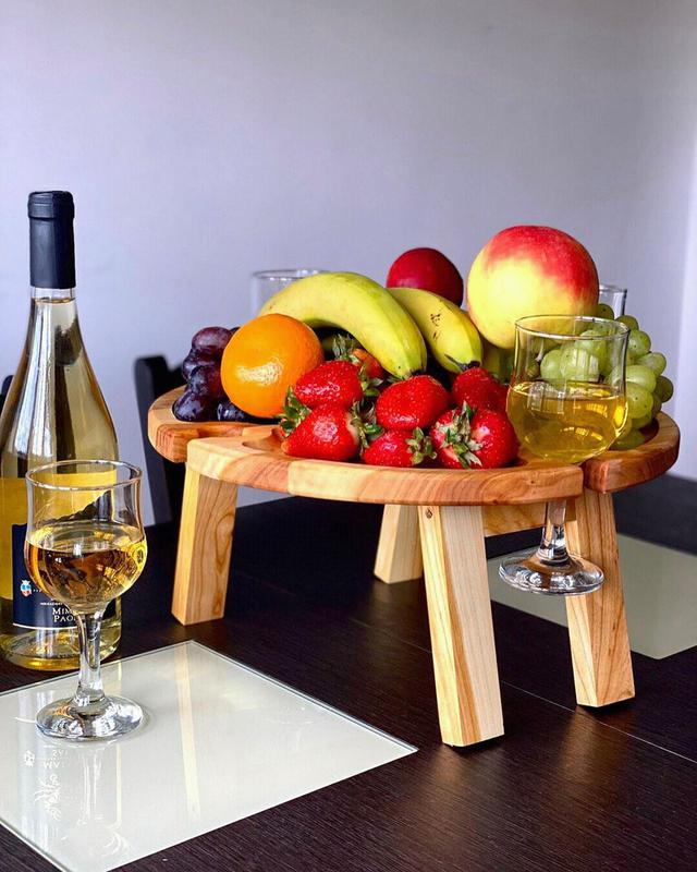 Столик винний(стол для вина) - Фото 5