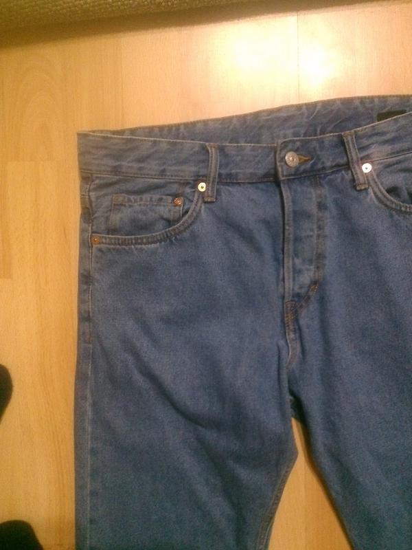 Фирменные джинсы 32 р. - Фото 4