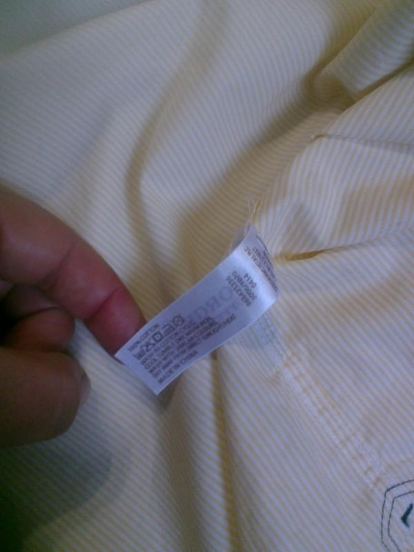 Фирменная рубашка xxl - Фото 5