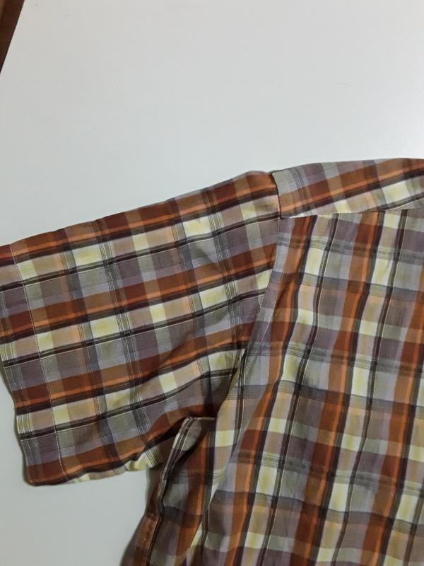 Фирменная рубашка xl - Фото 4