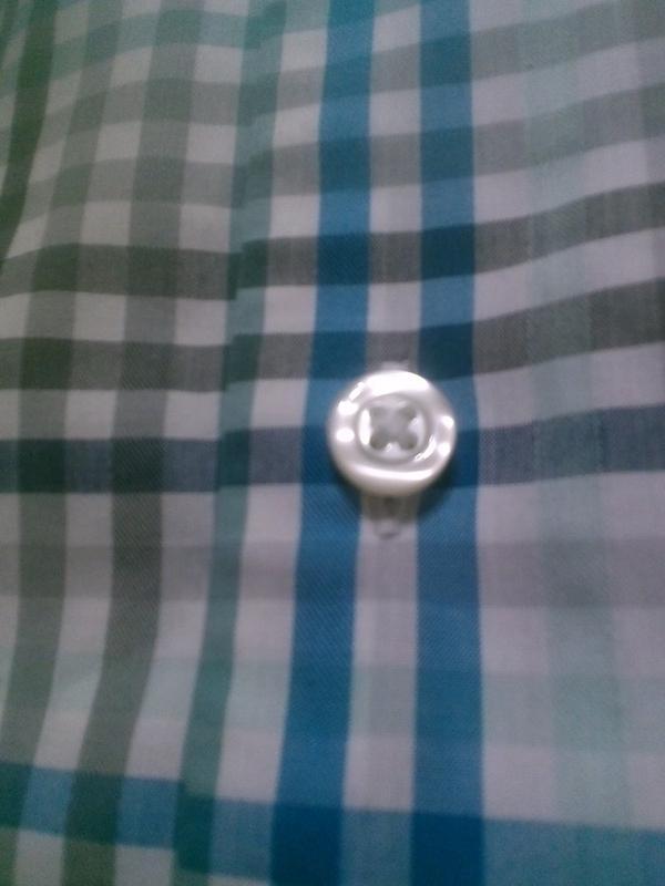 Фирменная рубашка xl - Фото 2