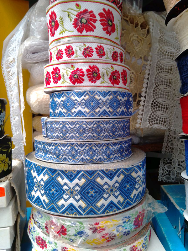 Продаем кружево пуговицы бейки аппликации - Фото 6