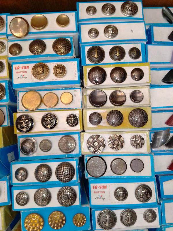 Продаем кружево пуговицы бейки аппликации - Фото 3