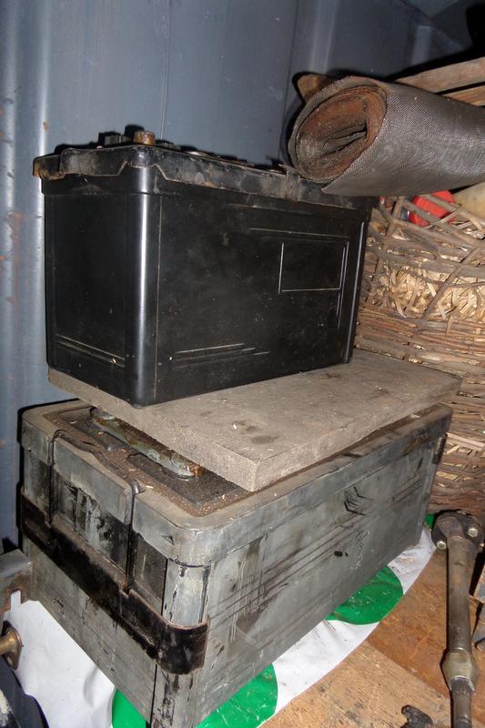 Аккумуляторная батарея АКБ 182 а/ч - Фото 3