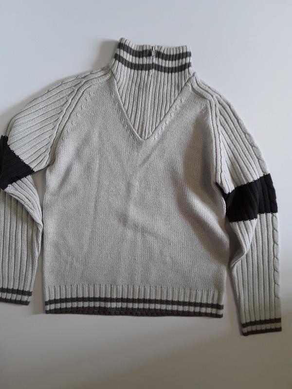 Фирменная кофта свитер 13-14 лет