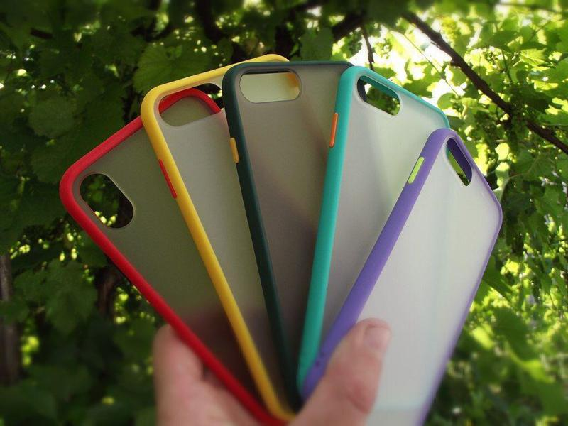 Противоударный Чехол на айфон 6/6s7/7+ 8/8+ X XR XS iPhone бампер
