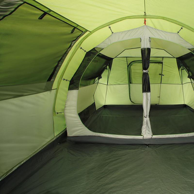 Палатка кемпинговая четырехместная Ferrino Proxes 4 - Фото 7