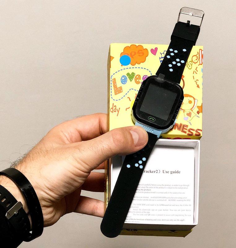 Детские смарт-часы SMART KIDS WATCH с GPS. - Фото 4