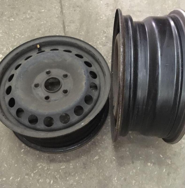 Диски 15 дюймов VW (Skoda, Audi) оригинал
