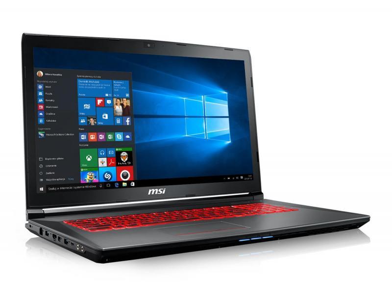 MSI GV72 i7-8750H/32GB/480+1TB/Win10X GTX1060 120Hz  другие Заказ