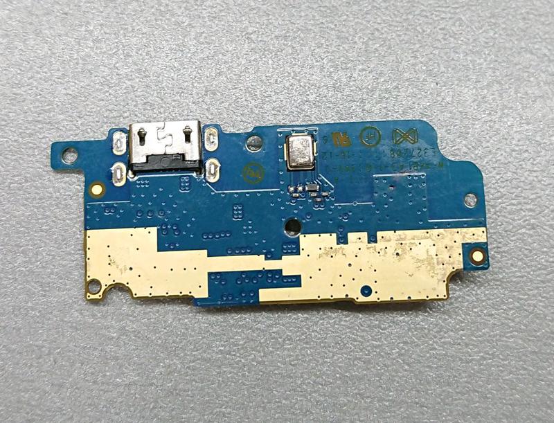 Плата зарядки + микрофон + micro USB для Meizu M5s M612H.Оригинал - Фото 2