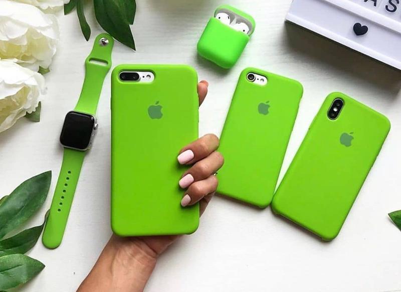 Силіконовий спортивний ремінець sport band для годинника apple... - Фото 3