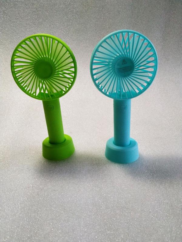 Вентилятор портативний - Фото 4