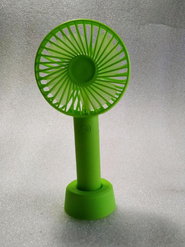 Вентилятор портативний - Фото 2