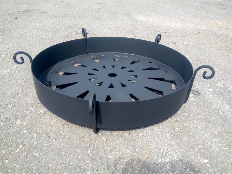 Металлическая чаша для костра (диаметр чаши- 800 мм.)