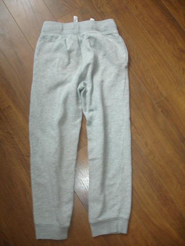 Фирменные gap спортиные штаны джогеры мальчику 6-7 лет в идеале