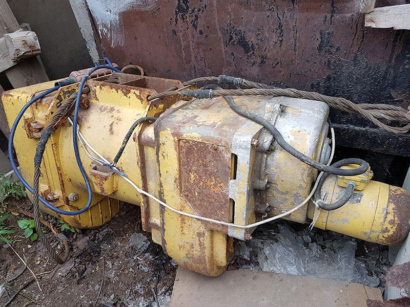 Тельфер электрический Барнаул 3,2 т