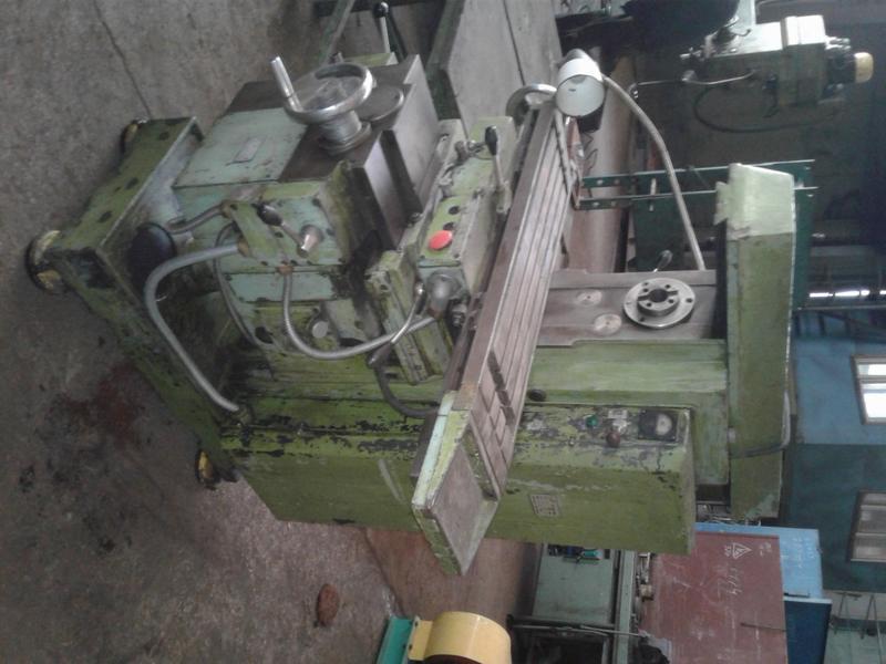 Горизонтально-консольно-фрезерный станок мод. 6Р80