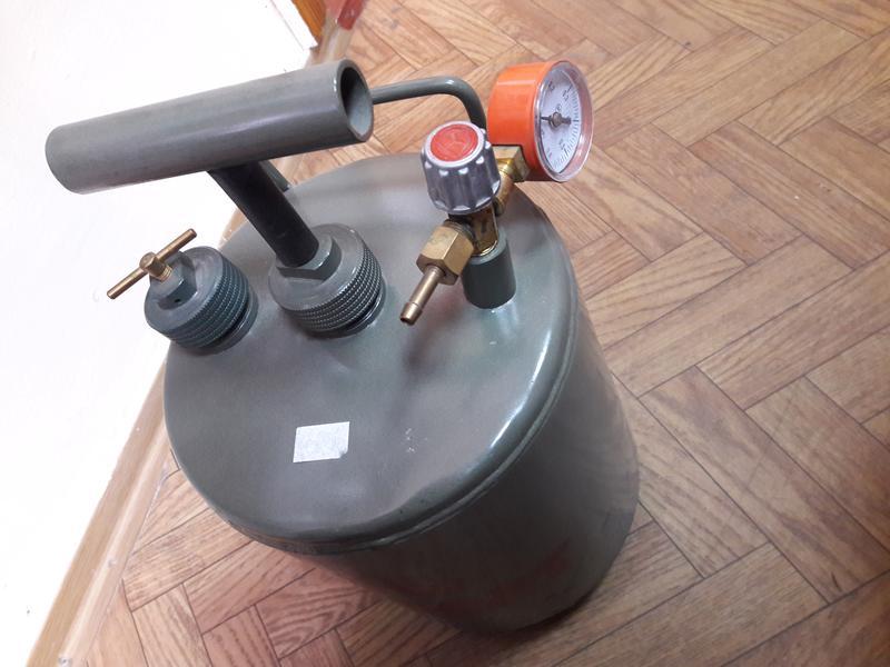 Бачок для резака бензин, керосин БГ-08-ДМ - Фото 2