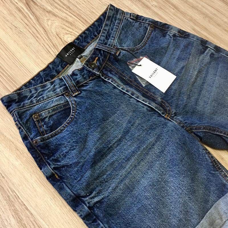 Джинсовые шорты для мужчин от Vailent - Фото 3