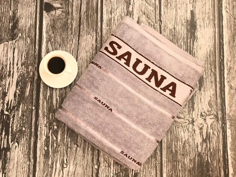 Рушник сауна - Фото 3