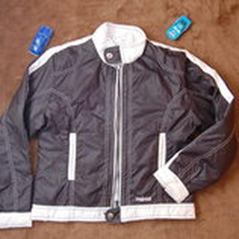 Куртка, стеганая, синяя, 152-158