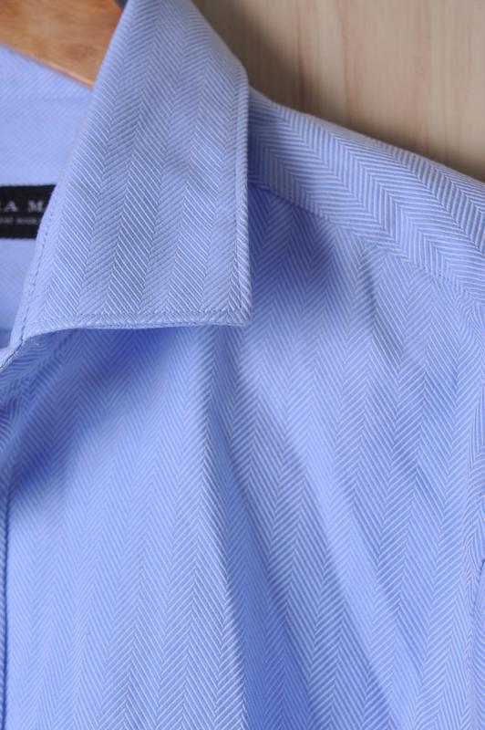 "Рубашка "" zara man "" - Фото 4"