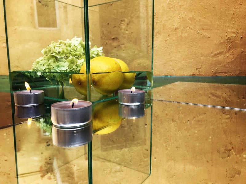 Вазоны из стекла, стеклянные вазы, декор из стекла, стекло - Фото 12