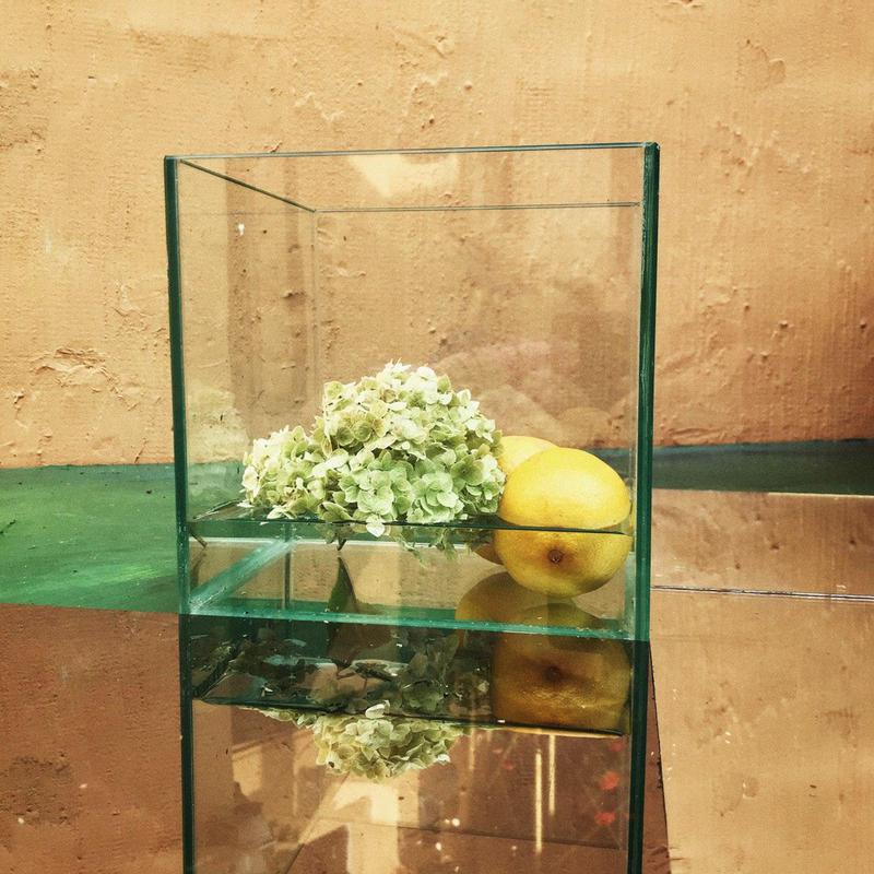 Вазоны из стекла, стеклянные вазы, декор из стекла, стекло - Фото 13