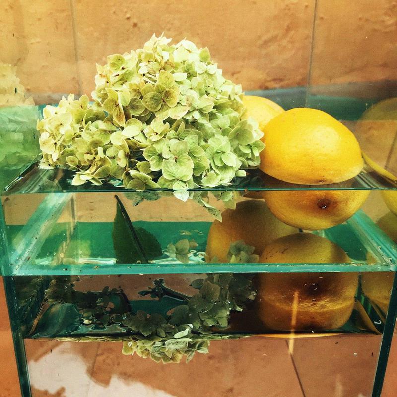 Вазоны из стекла, стеклянные вазы, декор из стекла, стекло - Фото 16