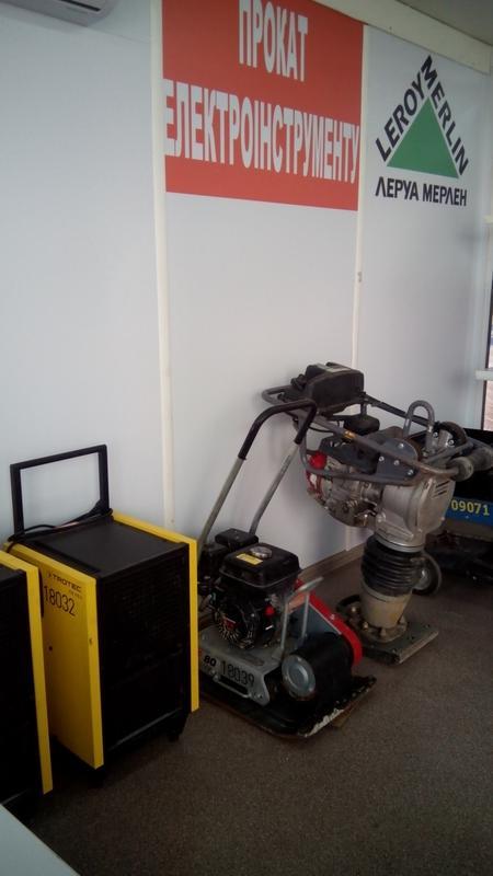 Строительная техника:вибронога, виброплита, сварочный генератор - Фото 2