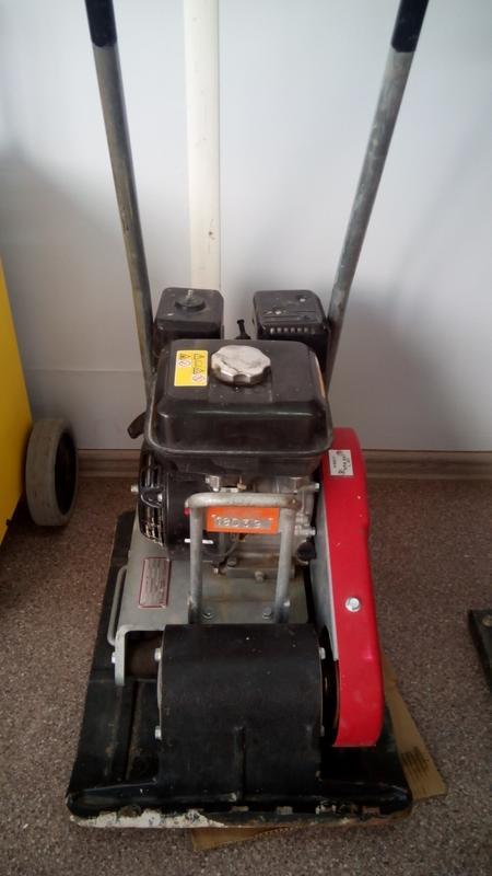 Строительная техника:вибронога, виброплита, сварочный генератор - Фото 3