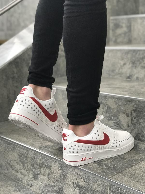 Шикарные кроссовки 💪 nike air fore white 💪 - Фото 4
