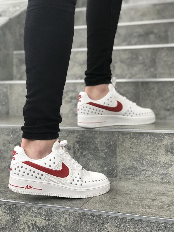 Шикарные кроссовки 💪 nike air fore white 💪 - Фото 5