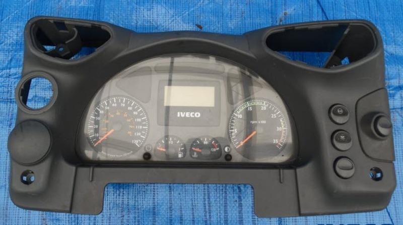 Ремонт панель приборов щиток приборов IVECO Eurocargo Trakker - Фото 2