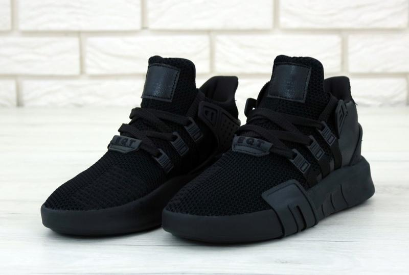 Популярные кроссовки 💪 adidas equipment  black💪 - Фото 3