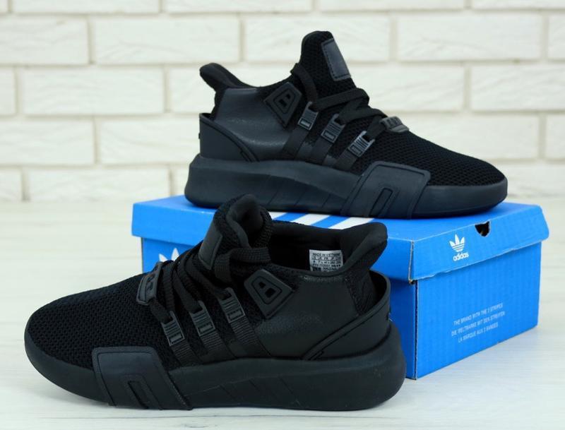 Популярные кроссовки 💪 adidas equipment  black💪 - Фото 4
