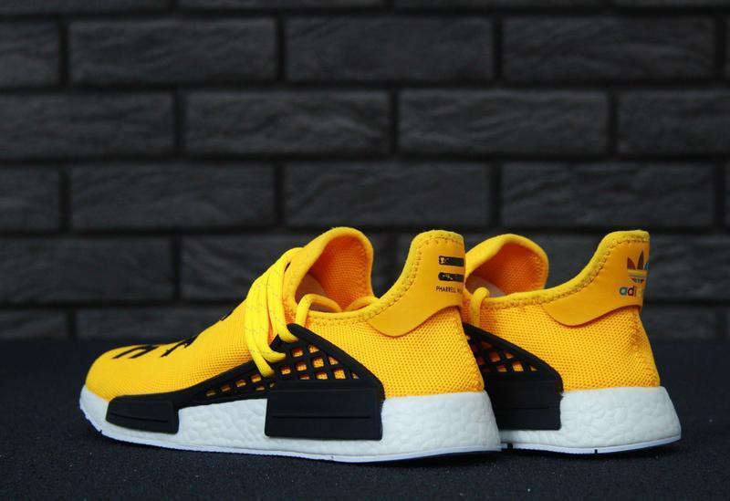Роскошные кроссовки 💪 adidas x pharrell williams human race nm... - Фото 4