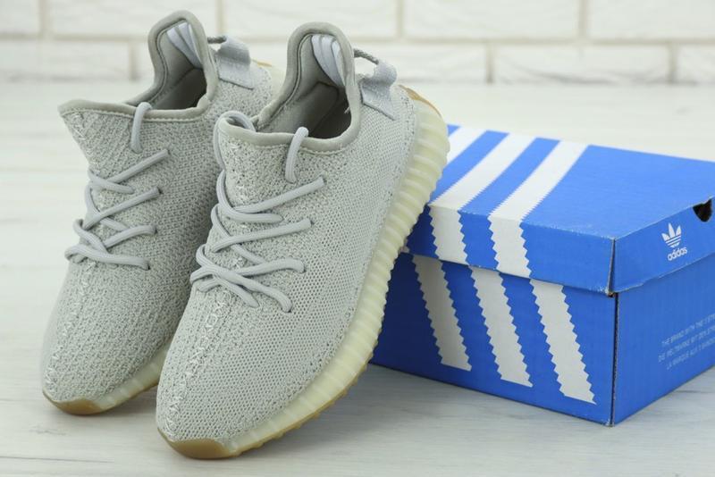 Известные кроссовки 💪 adidas yeezy boost 350 gray 💪