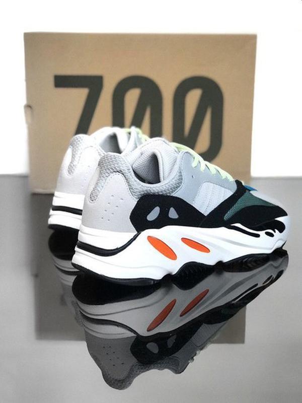 Чудесные кроссовки 💪 adidas yeezy 700 💪 - Фото 2