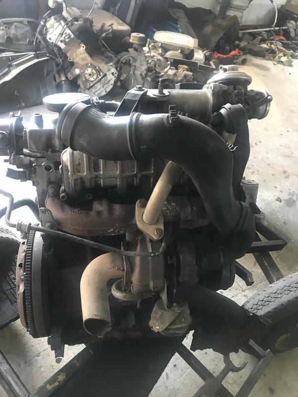 Двигун мотор Гольф 4 1.9SDI