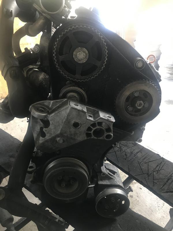 Двигун мотор Гольф 4 1.9SDI - Фото 2