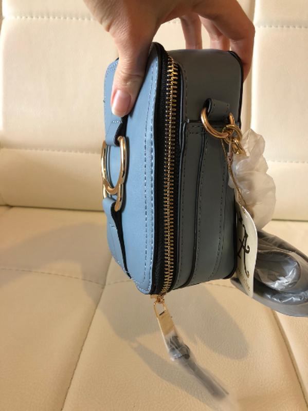 В наличии оригинальные нестандартные сумочки кроссбоди англия - Фото 4